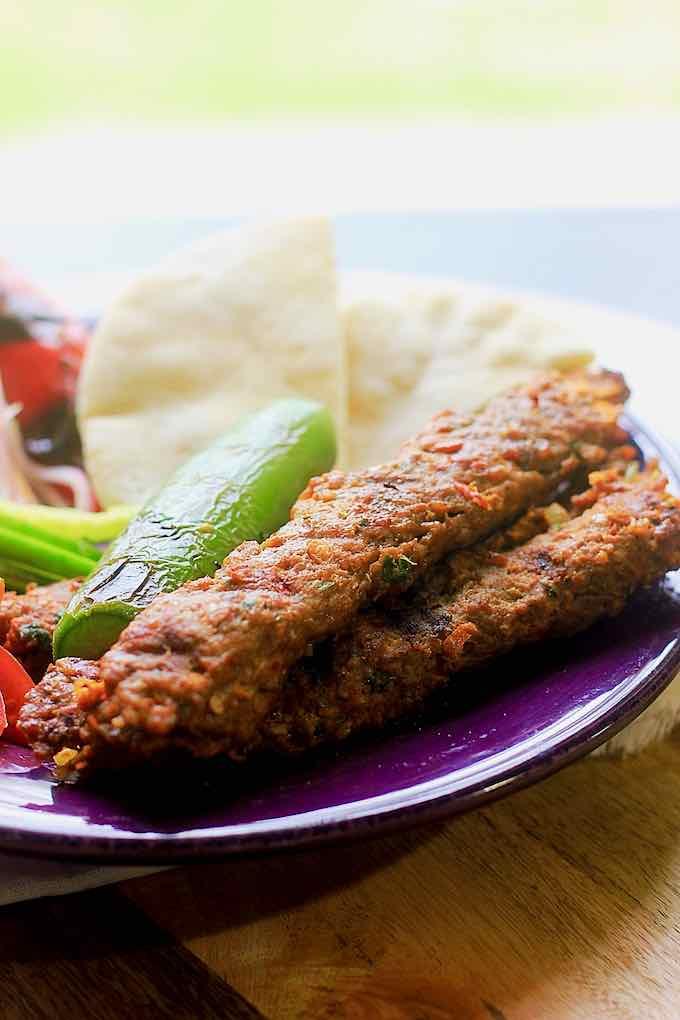 Adana Kebab Adana Kebabi Traditiional Turkish Recipe 196 Flavors