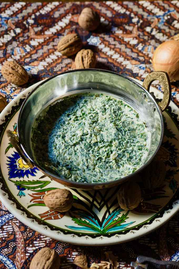 Persian appetizer