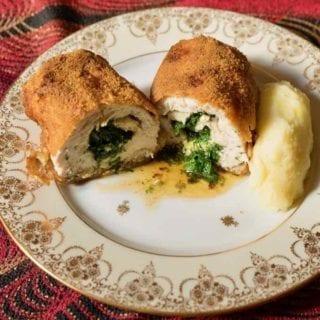 poulet à la kiev