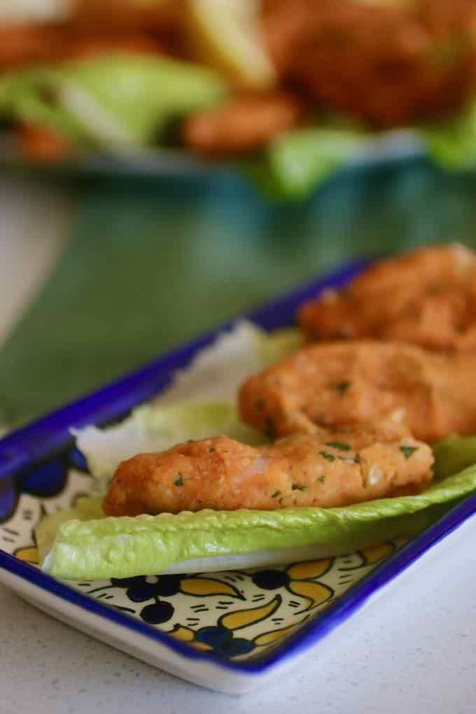 boulettes de lentille turques