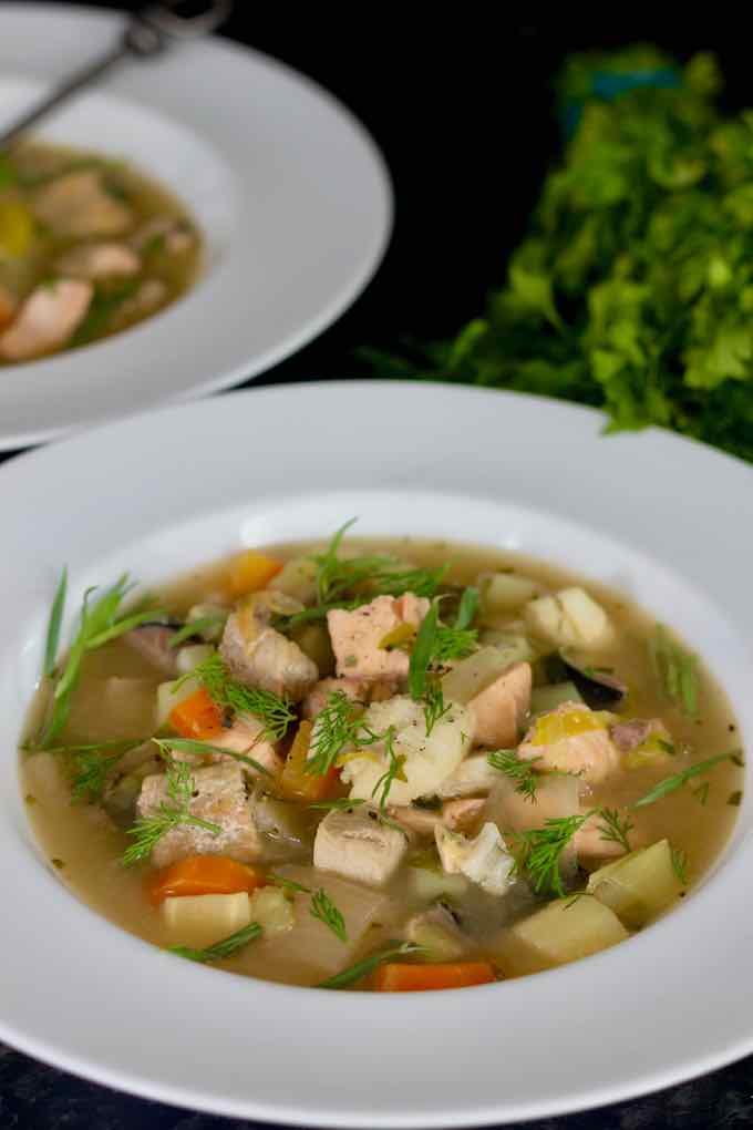 soupe russe