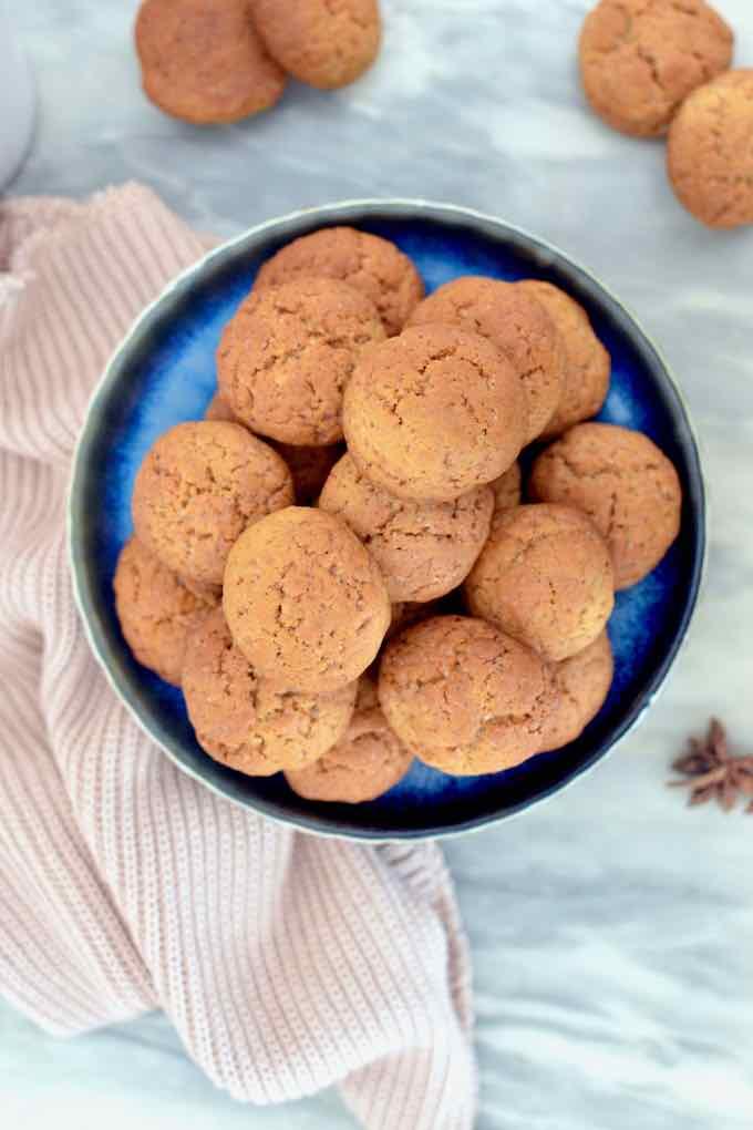 biscuits hollandais
