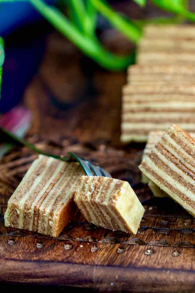 gâteau de lapis légitime