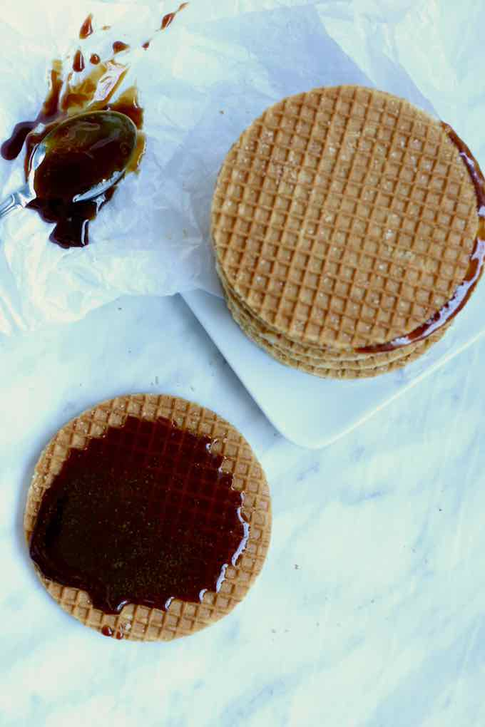Stroopwafel Traditional Dutch Recipe 196 Flavors