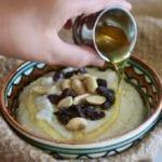 fonio porridge